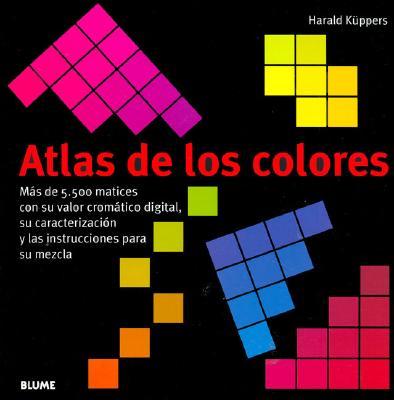 Atlas de Los Colores 9788480764209