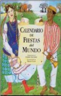 Calendario de Fiestas del Mundo 9788484524182