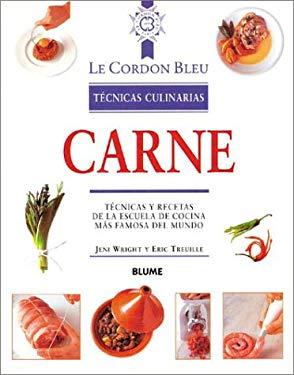 Carne: Tecnicas y Recetas de La Escuela de Cocina Mas Famosa del Mundo 9788489396272