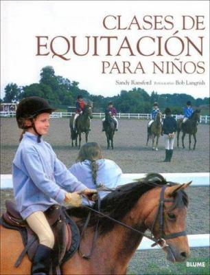 Clases de Equitacion Para Nios 9788480766180