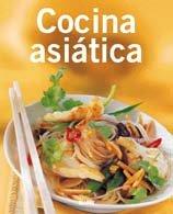 Cocina Asiatica 9788480764803