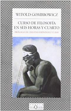 Curso de Filosof-A En Seis Horas y Cuarto 9788483831502