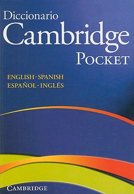 Diccionario Cambridge Pocket: English-Spanish/Espanol-Ingles 9788483234815