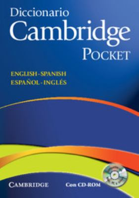 Diccionario Cambridge Pocket [With CDROM] 9788483234761