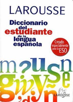 Diccionario del Estudiante de la Lengua Espanola 9788480162746