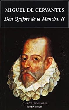 Don Quijote de La Mancha II 9788489163454