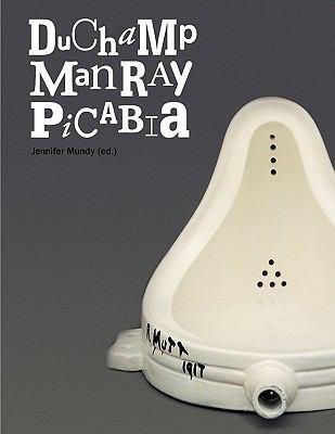 Duchamp Manray Picabia 9788480431880
