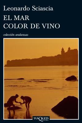 El Mar Color de Vino 9788483832455