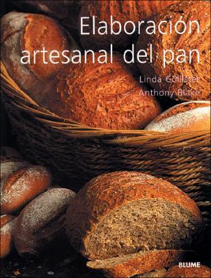 Elaboracion Artesanal del Pan 9788480764964