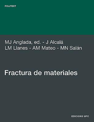 Fractura de Materiales 9788483015926