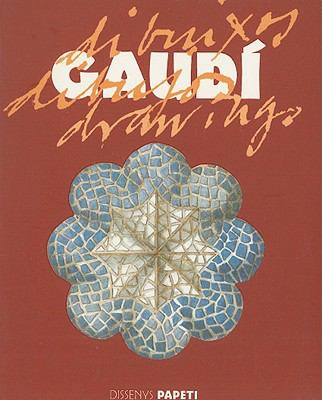 Gaudi Drawings 9788484780694