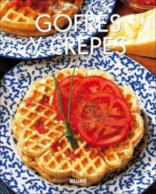 Gofres y Crepes 9788480766326