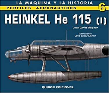 Heinkel He 115 I 9788487314919