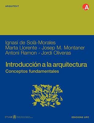Introduccin a la Arquitectura. Conceptos Fundamentales 9788483015339