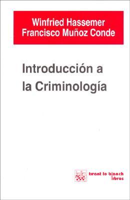 Introduccion a la Criminologia 9788484423911