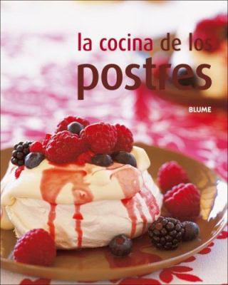 La Cocina de Los Postres 9788480766210