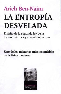 La Entropia Desenmascarada 9788483833643