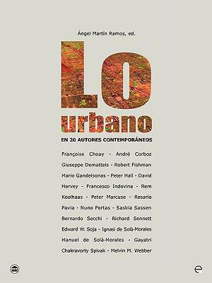 Lo Urbano En 20 Autores Contemporneos 9788483017524