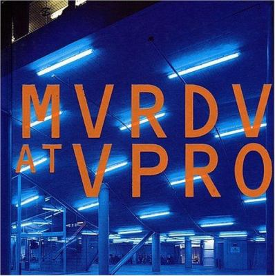 MVRDV at VPRO 9788489698604