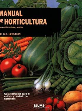 Manual de Horticultura = The Vegetable Expert