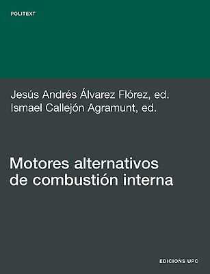 Motores Alternativos de Combustin Interna 9788483018187