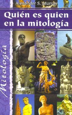 Quien Es Quien En La Mitologia 9788484034827