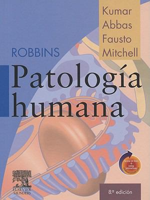 Robbins Patologia Humana [With Access Code] 9788480863322