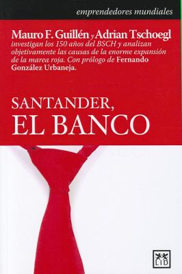 Santander, El Banco 9788483560198