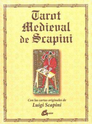 Tarot Medieval de Scapini 9788484450924