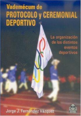 Vademecun de Protocolo y Ceremonial Deportivo 9788480198219