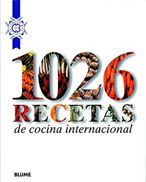 1026 Recetas de Cocina Internacional 9788498010374