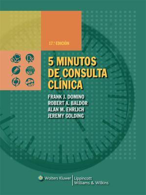 5 Minutos de Consulta Clinica 9788496921290