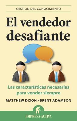 El Vendedor Desafiante 9788492452903