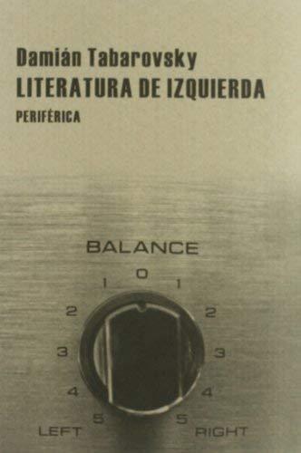 Literatura de Izquierda 9788492865185