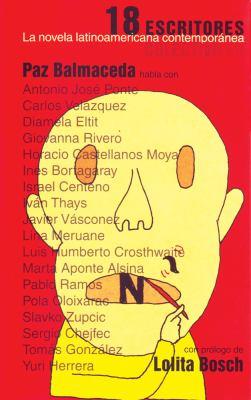 18 Escritores: La Novela Latinoamericana Contemporanea 9788492979073