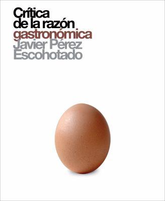 Critica de la Razon Gastronomica 9788493541248