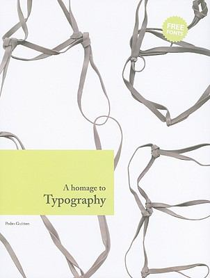 A Homage to Typography [With CDROM] 9788492643073