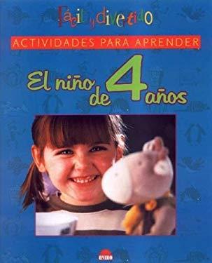 Actividades Para Aprender: El Nino de 4 Anos 9788497540131