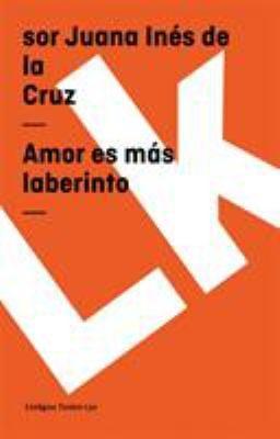 Amor Es Mas Laberinto 9788496290389