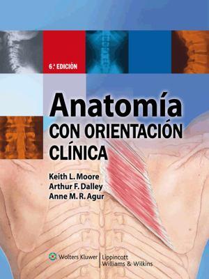 Anatomia Con Orientacion Clinica 9788496921474