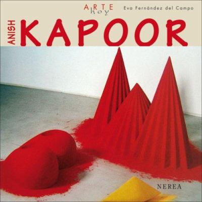 Anish Kapoor 9788496431096