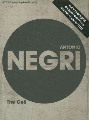 Antonio Negri: The Cell 9788496540897