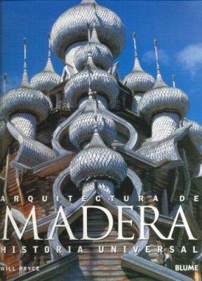 Arquitectura de Madera 9788498011180