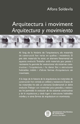 Arquitectura I Moviment 9788498804218