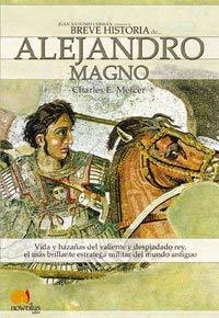 Breve Historia de Alejandro Magno 9788497631433