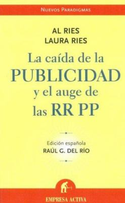 Caida de La Publicidad y El Auge de RR Pp-V2* 9788495787842