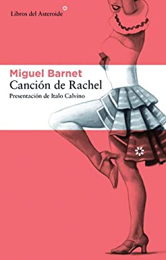 Cancion de Rachel 9788492663514