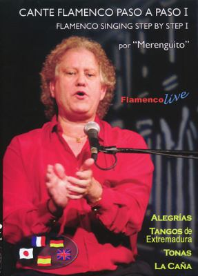 Cante Flamenco Paso A Paso I: Flamenco Singing Step By Step I, Por