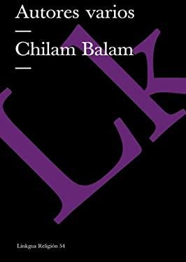Chilam Balam 9788498166484