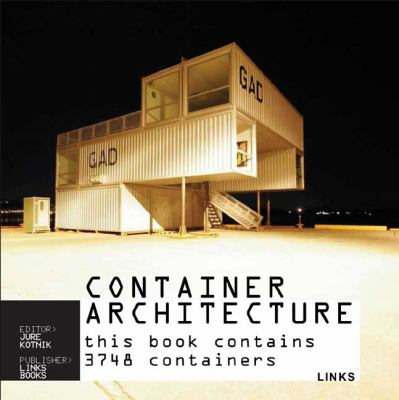 Container Architecture: This Book Contains 6441 Containers 9788496969223